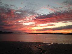 Sunset in Gunsan