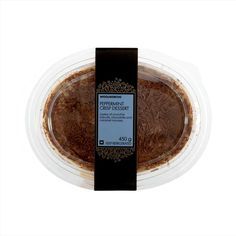 Peppermint Crisp Chilled Dessert 450g Peppermint Crisp, Caramel Mousse, Cake, Chill, Chocolate, Desserts, Container, Food, Ideas