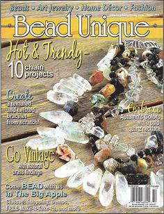 Price: $4.47. 014 Bead Unique Magazine, Issue 14 (Like New)