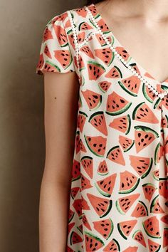 Picnic Days Tee - anthropologie.com #anthroregistry