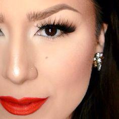 Milani Matte Passion #lipstick