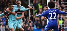 Chelsea took on West Ham United to play the Premier league game on Saturday, October 24, 2015 Where West Hams made a superb victory over Blues and won the title with 2-1. You can watch the Chelsea v West Ham Match Highlights Below:West Ham United 2-1 Chelsea – Match Highlights[ ...