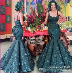 Image may contain: 1 person, standing African Evening Dresses, African Party Dresses, African Wedding Attire, Latest African Fashion Dresses, Mermaid Evening Dresses, African Print Dresses, African Print Fashion, African Attire, African Dress