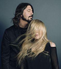 Stevie Nicks & Dave Grohl