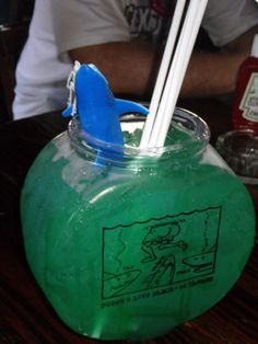 Frozen Drinks - George