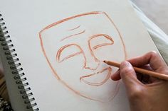 Greek comedy and tragedy masks, which have come to represent theater itself, are excellent examples of Greek theatre masks. A Greek theater mask should evoke a dramatic emotional response--looking at the masks, you should be instantly aware which emotion they represent. If you decide to make a Greek mask, you can create this type of emotion by...