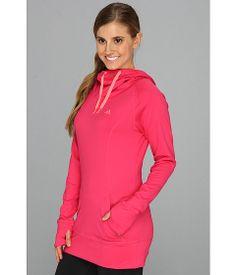 adidas Twist Hoodie Blast Pink/Red Zest - Zappos.com Free Shipping BOTH Ways
