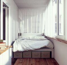 спальня на балконе дизайн фото: 23 тыс изображений найдено в Яндекс.Картинках