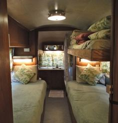 99 Best Hacks, Remodel And Makeover Airstream Trailers (44)