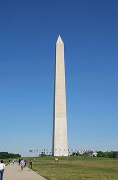 "Washington Monument - Washington, DC  ""Laus Deo"" engraved on the top means..  ""Praise To God"""
