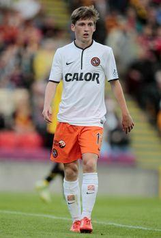 Ryan Gauld, Dundee United