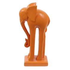 I pinned this Elephant Statue from the Trends of 2012 event at Joss and Main!