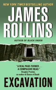 James Rollins is incredible!!!
