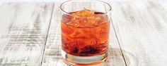 Make this classic Italian cocktail for your next party! Negroni by Michael Symone the Chew