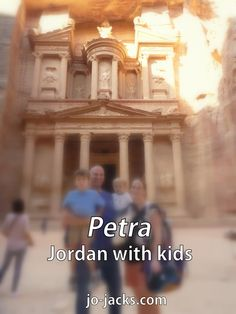 Our trip to Jordan with kids was one of the best family vacations of all. Best Family Vacations, Family Travel, Travel With Kids, You Can Do, All Over The World, Places To See, Dubai, Jordans, Middle East