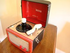 Decca Model DP 910 45 Player