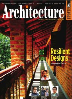 January 2015 issue of Architecture Update Magazine is on sale.