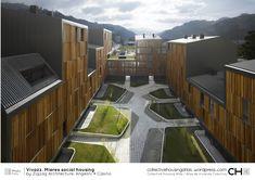 [Collective Housing Atlas] Vivazz, Mieres social housing by Zigzag Achitecture