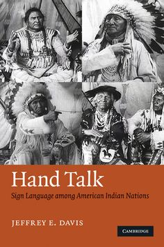 """First Peoples' Sign Language: """"Hand Talk"""". I studied this for awhile when I was involved with HBC re-enactments."""