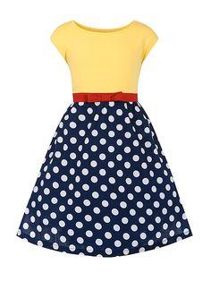 Mini Alanis' Children's Pink Dress | Kid, Pink dress and Vintage