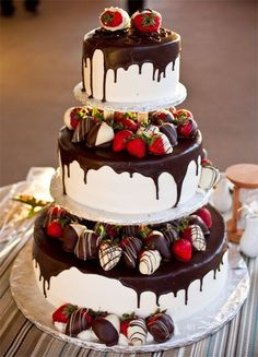 fancy wedding cakes Special order from our in-house bakery Fancy Wedding Cakes, Wedding Cake Rustic, Wedding Cakes With Cupcakes, Beautiful Wedding Cakes, Wedding Cake Designs, Fancy Cakes, Beautiful Cakes, Amazing Cakes, Cupcake Cakes