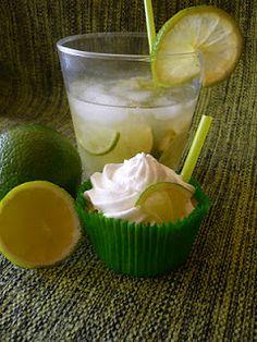 Cupcakes de CAIPIRIÑA