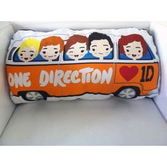 One direction pillow... hehe