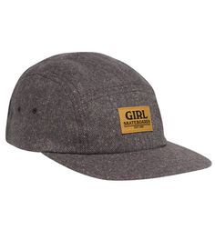 Broadway Camper Hat by Girl | crailstore