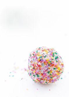 doughnut hole cake pops.