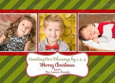 Christmas Photo Card Holiday Photo Card  by SweetBeeDesignShoppe, $15.00