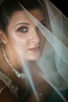 Amazing bride portrait