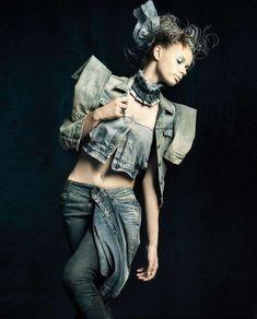 Styled and primped by Sara Soares of C'est fantastique!, Paulo Varela and Melissa Araujo