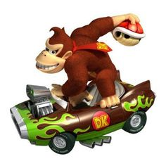 While trying to come up with ideas for my son's Mario Kart Wii birthday party, I've come across a bunch of great character images. I plan t...