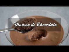 Recetas Básicas: Mousse de chocolate | Postres con estilo