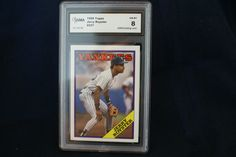 Jerry Royster 1988 Topps Baseball Card 257 by GooseyLucy on Etsy
