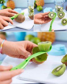 Nôž na ovocie (kiwi)