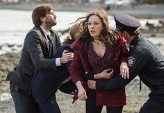 New Photo Gallery for Gracepoint Episode 1 - starring David Tennant and Anna Gunn