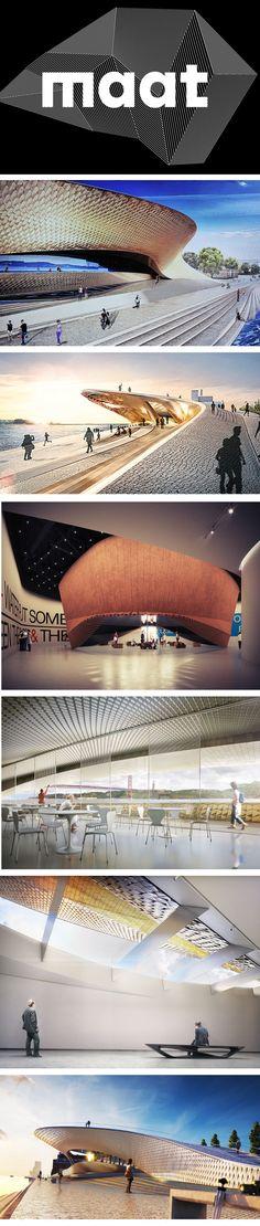 MAAT: o Museu de Arte, Arquitetura e Tecnologia de Lisboa — Petites Mélodies