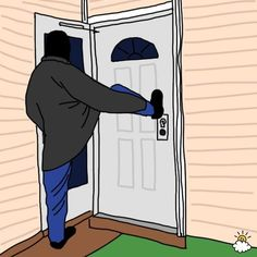 9 Ways To Prevent Break-Ins Burglars Don't Want You To Know About - Home Safety & Comfort - Instandhaltungsarbeiten Home Security Tips, Safety And Security, Home Security Systems, Window Security, House Security, Security Room, Security Gadgets, Private Security, Security Companies