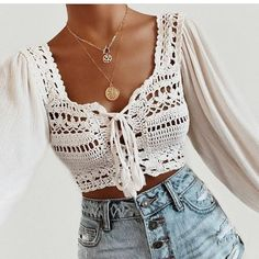 Which details making summer outfits cool and stylish? How can you look more fancy while just wearing a basic denim short or a white mini skirt? Trendy Outfits, Cool Outfits, Fashion Outfits, Fashion Trends, Womens Fashion, Fashion Belts, Beautiful Outfits, Style Fashion, Clubbing Outfits
