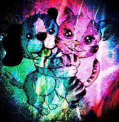 Jessica Bell - puppy kitten cute children