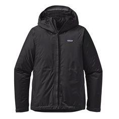 M's Insulated Torrentshell Jacket, Black (BLK)