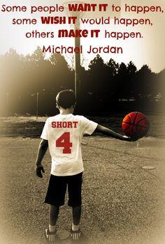 BASKETBALL . . . MICHAEL JORDAN QUOTE