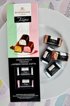 Inspiriert von den leckeren Dessertklassikern Stracciatella, Tiramisu und Himbeer Panna cotta zaubern diese Leckerbissen jedem ein Lächeln ins Gesicht.
