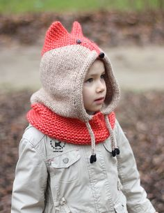 Ravelry: Sly Fox Cowl by Ekaterina Blanchard