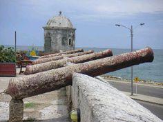 Castillo San Felipe de Barajas, Cartagena, Colombia #DreamHolidayContest