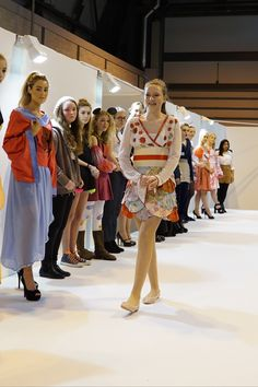 The winner of the School Fashion Show, proudly supported by Brother Sewing!  http://www.brothersewing.co.uk/en_GB/