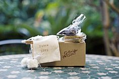 DIY Smores Wedding Favors | photography by http://www.megperotti.com