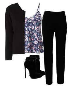 """""""Work"""" by zahrasayyid on Polyvore featuring Narciso Rodriguez, Miss Selfridge, Allude and Alaïa"""