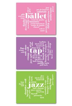 Dance Wall Art Trio Ballet Tap Jazz by SusanNewberryDesigns Love Dance, Dance It Out, Jazz Dance, Dance Art, Dance Stuff, Dance Class, Dance Bedroom, Dance Rooms, Ballet Decor